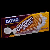 Goya Coconut Cookie Wafer - 4.94 oz