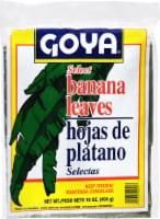 Goya Hojas de Platano Banana Leaves