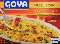 Goya Chicken With Rice