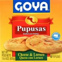 Goya Pupusa Cheese & Loroco