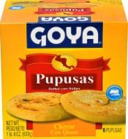 Goya Cheese Pupusa
