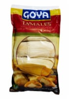 Goya Tamales with Cheese & Poblano Pepper