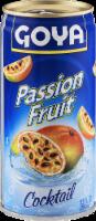 Goya Passion Fruit Cocktail