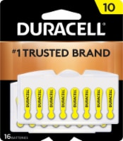 Duracell Size 10 Hearing Aid Batteries