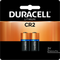 Duracell Ultra Photo Lithium CR2 Batteries