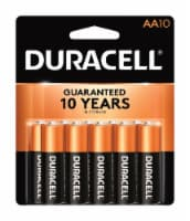 Duracell Coppertop AA Batteries - 10 ct