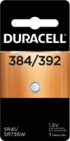 Duracell 384/392 Silver Oxide Battery