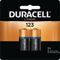 Duracell 123 Lithium Batteries