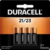 Specialty Alkaline Battery, 21/23, 12V, 4/Pack MN21B4PK