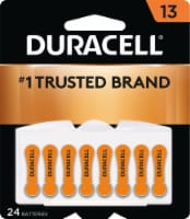 Duracell Size 13 Hearing Aid Batteries