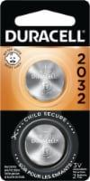 Duracell 2032 Lithium Coin Batteries