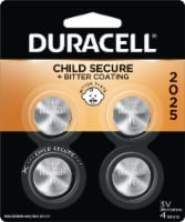 Duracell 2025 Lithium Coin Batteries
