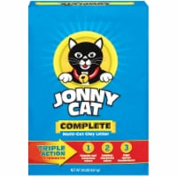 Jonny Cat Complete Triple Action Multi-Cat Clay Litter