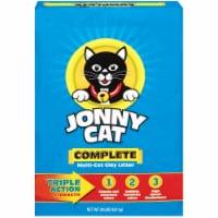 Jonny Cat Complete Triple Action Multi-Cat Clay Litter - 20 lb