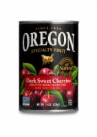 Oregon Fruit Products Pitted Dark Sweet Cherries - 15 oz