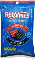 Red Vines Red & Black Mixed Bites