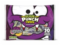 Sour Punch Halloween Twists Candy - 10 oz
