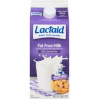 Lactaid 100% Lactose Free Fat Free Milk