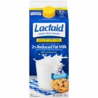 Lactaid 100% Lactose Free Calcium Fortified 2% Reduced Fat Milk