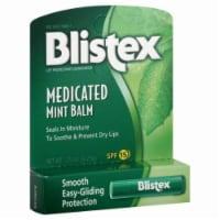 Blistex Medicated Mint Balm SPF15 - 1 ct