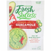 Concord Foods Extra Spicy Guacamole Mix