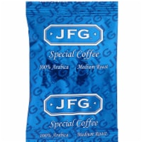 JFG 100 Arabica Coffee Special Blend, 1.25 Ounce -- 72 per case.