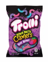 Trolli Very Berry Sour Brite Crawlers Gummi Candy