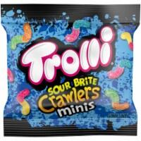 Trolli Sour Brite Mini Crawlers Gummi Candy - 9.6 oz