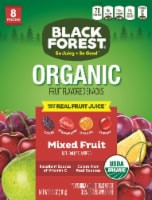 Black Forest Organic Mixed Fruit Fruit Flavored Snacks