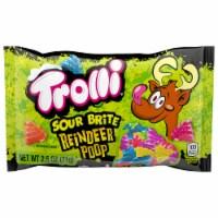 Trolli Sour Bite Reindeer Poop Sour Gummi Candy