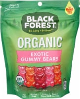 Black Forest Organic Exotic Gummy Bears
