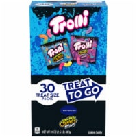 Trolli Sour Brite Crawlers - Assorted - 30 pk