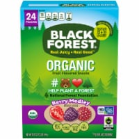 Black Forest Organic Berry Medley Fruit Flavored Snacks