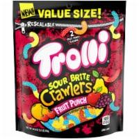 Trolli Fruit Punch Sour Brite Crawlers Candy - 28.8 oz