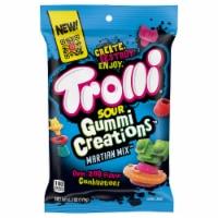 Trolli Sour Martian Mix Gummi Creations - 6.3 oz