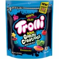Trolli Martian Mix Sour Gummi Creations - 8.5 oz