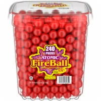 Atomic FireBall Cinnamon Flavored Candy