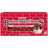 Boston Baked Beans Candy Coated Peanuts Theater Box