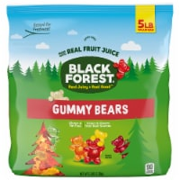 Black Forest Gummy Bears