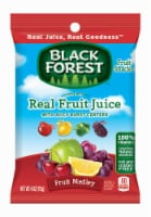 Black Forest Liquid Filled Fruit Snacks, 4 Ounce -- 12 per case.