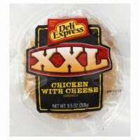 Deli Express XXL Chicken With Cheese Burrito