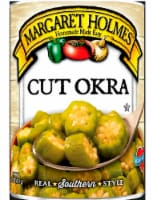 Margaret Holmes Cut Okra