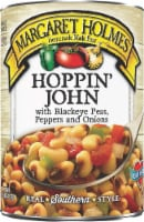 Margaret Holmes Hoppin' John with Blackeye Peas Peppers & Onions
