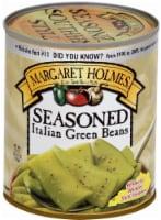 Margaret Holmes Seasoned Italian Green Beans - 27 oz
