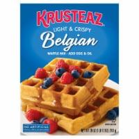 Krusteaz Light & Crispy Belgian Waffle Mix