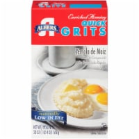Albers Enriched Hominy Quick Grits