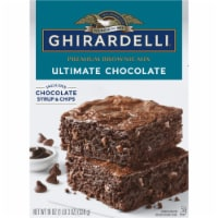 Ghirardelli Triple Fudge Premium Brownie Mix
