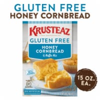 Krusteaz Gluten Free Honey Cornbread & Muffin Mix