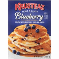 Krusteaz Blueberry Complete Pancake Mix
