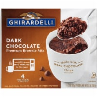Ghirardelli Dark Chocolate Premium Brownie Mix